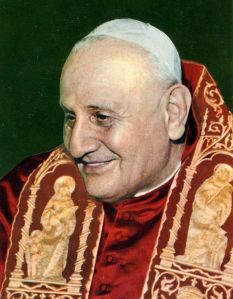 Pope John XXIII in 1959