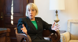 U.S Senator Patty Murray of Washington State